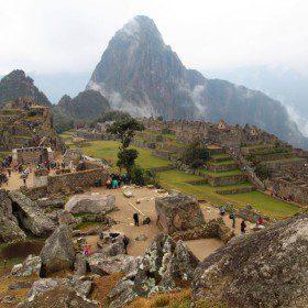 W Machu Picchu