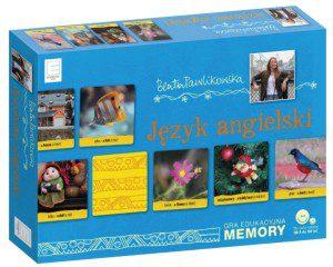 MEMORY angielski