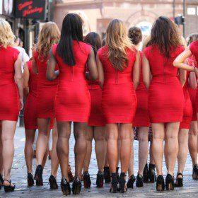 Londyn jest czerwony