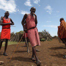 Skąd się wzięli Masajowie