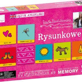 "Nowa polsko-angielska seria gier ""Memory"""