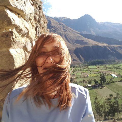 Im wyżej w górach, tym mocniej wieje,  fot. Beata Pawlikowska