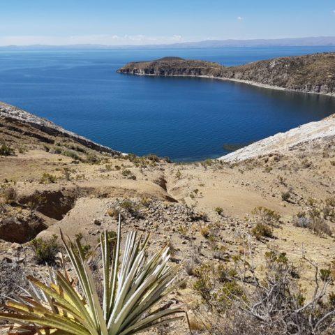 Na Wyspie Słońca na jeziorze Titicaca, fot. Beata Pawlikowska