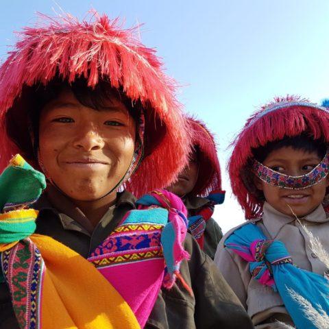 Chłopiec z plemienia Cabana, fot. Beata Pawlikowska