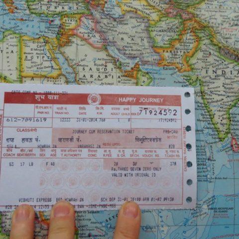 Indyjski bilet na pociąg, W pociągu w Japonii, fot. Beata Pawlikowska