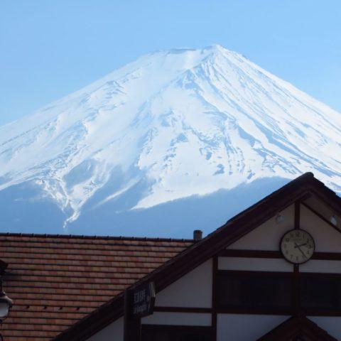U stóp góry Fudżi, fot. Beata Pawlikowska
