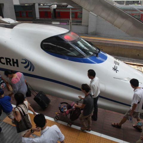 Pociągiem przez Chiny, W pociągu w Japonii, fot. Beata Pawlikowska
