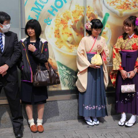 W Tokio, fot. Beata Pawlikowska