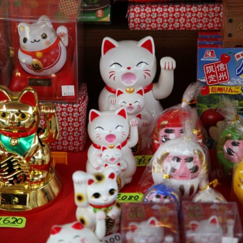 Symbole Japonii, fot. Beata Pawlikowska