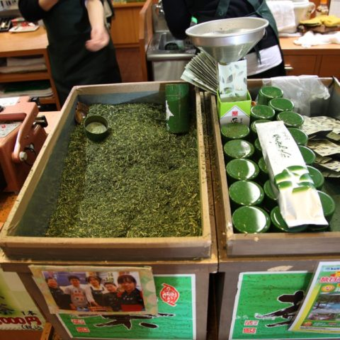 Zielona herbata, fot. Beata Pawlikowska