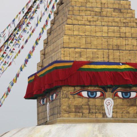 Buddyjska świątynia, fot. Beata Pawlikowska