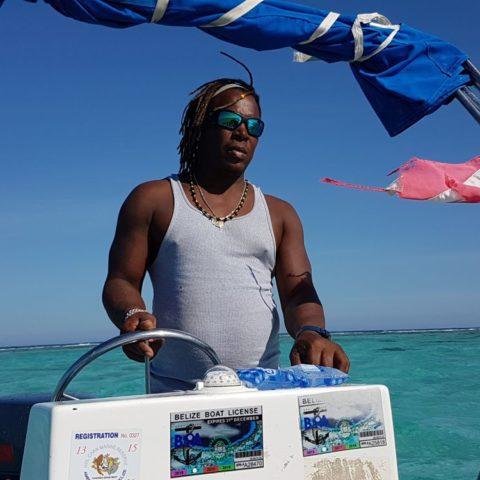 Płyniemy na rafę koralową, fot. Beata Pawlikowska