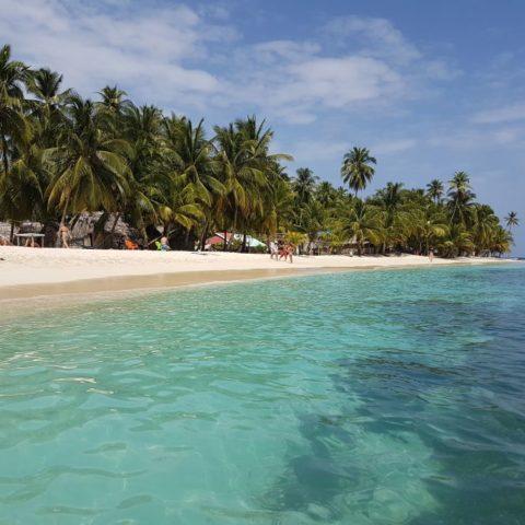 Wyspy San Blas, fot. Beata Pawlikowska