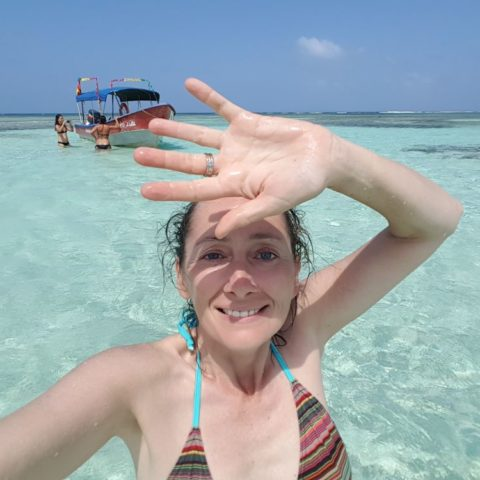 Wyspy San Blas, fot. Beata Pawlikowsk