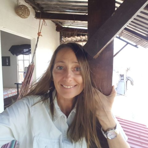 W  El Tunco,  fot. Beata Pawlikowska
