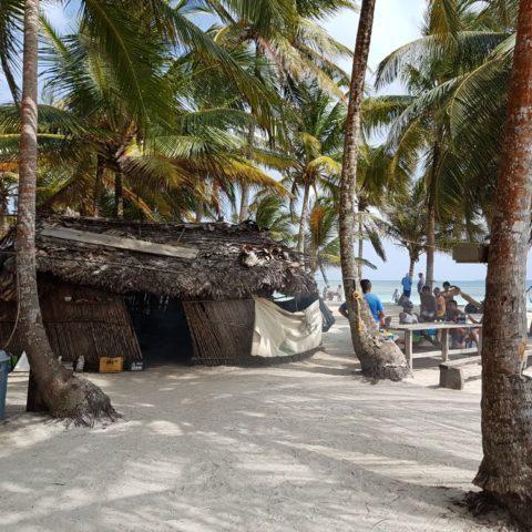 Hotel na Karaibach (Panama), fot. Beata Pawlikowska