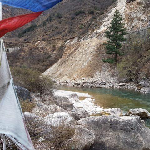 W górach Bhutanu, fot. Beata Pawlikowska