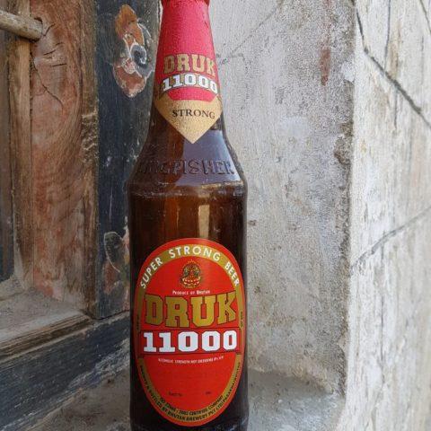 Bhutańskie piwo nazywa się