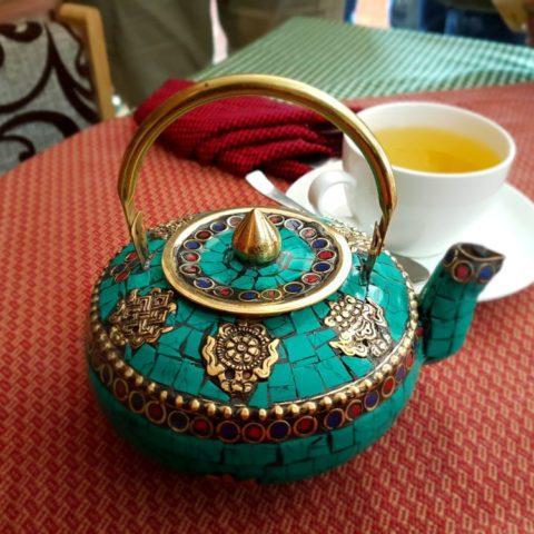 Czas na herbatę, W żeńskim klasztorze, fot. Beata Pawlikowska