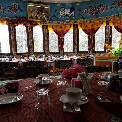 W bhutańskiej restauracji, W żeńskim klasztorze, fot. Beata Pawlikowska