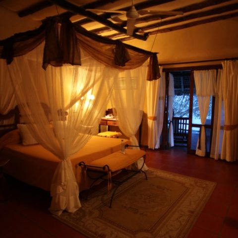 Pokój hotelowy na Zanzibarze, fot. Beata Pawlikowska