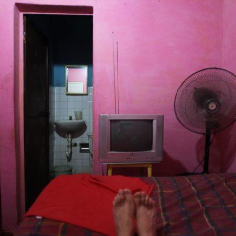Pokój hotelowy w Wenezueli, fot. Beata Pawlikowska