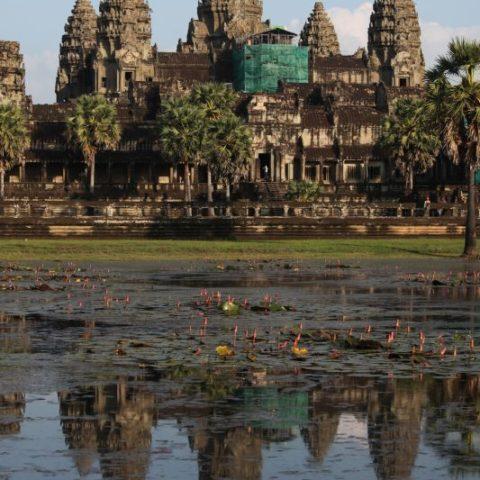 W Angkor, fot. Beata Pawlikowska