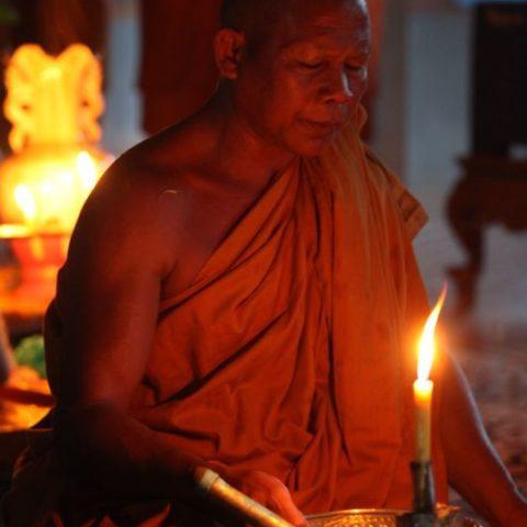 Mnich buddyjski, fot. Beata Pawlikowska