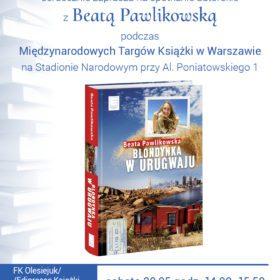 Międzynarodowe Targi Książki w Warszawie