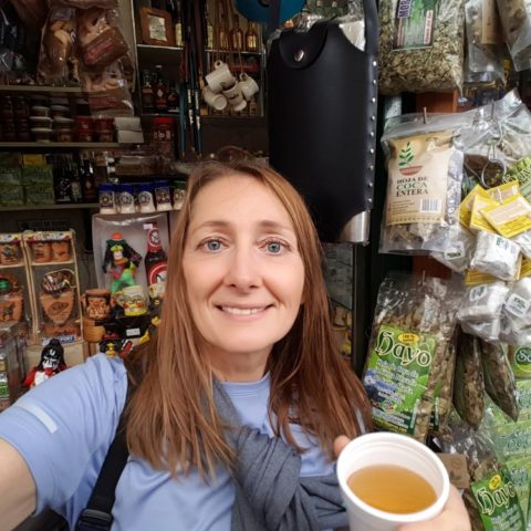 Herbata z koki