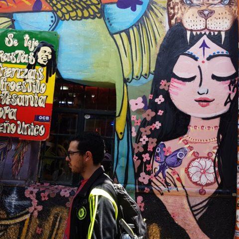 W Bogocie, fot. Beata Pawlikowska