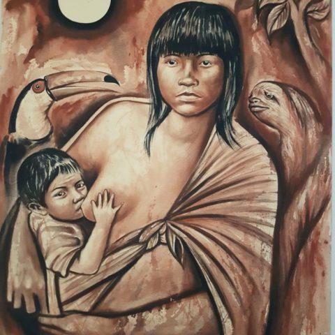 Indianie Yanomami, fot. Beata Pawlikowska