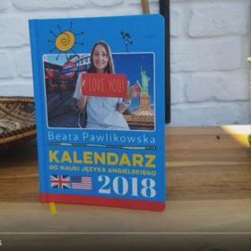 Kalendarz do nauki angielskiego
