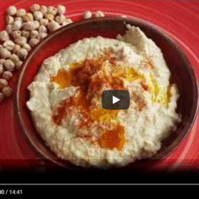 Przepis na domowy humus