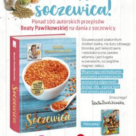 Soczewica - nowa książka kulinarna