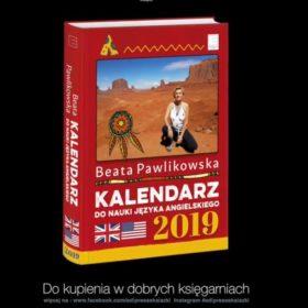 Nowy kalendarz do nauki angielskiego!