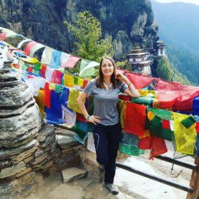 003 W królestwie Bhutanu