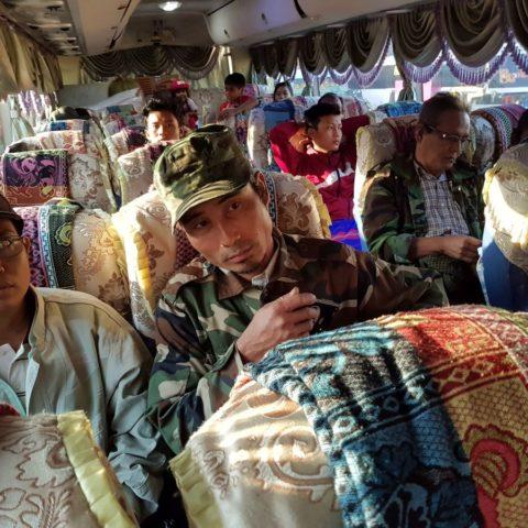 Autobusem przez Birmę, fot. Beata Pawlikowska
