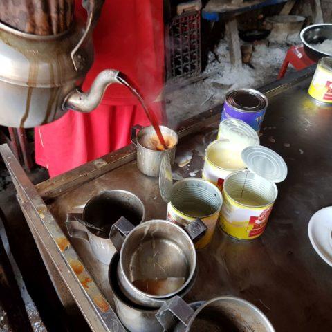 Herbata po birmańsku,  fot. Beata Pawlikowska