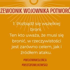 Przewodnik Wojownika Słońca