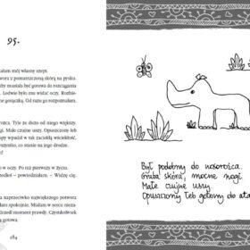 WOJOWNIK SŁOŃCA – rysunki i fragmenty z książki