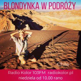 035 Blondynka w Chile