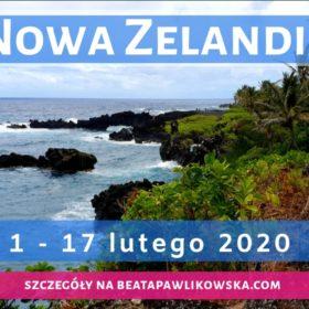 Nowa Zelandia (Aotearoa) - luty 2020