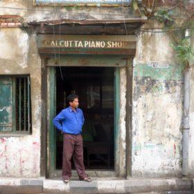 Sprzedawca fortepianów