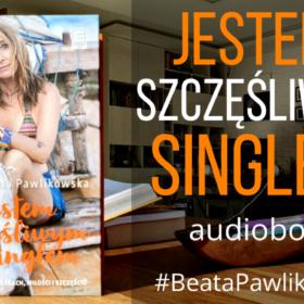 Jestem szczęśliwym singlem - audiobook