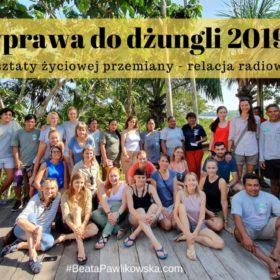 Warsztaty w dżungli amazońskiej - relacja radiowa