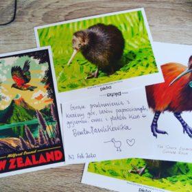 Pocztówki z podróży