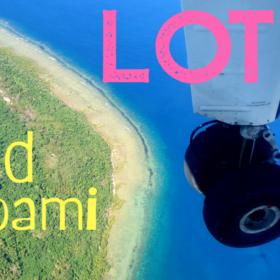 Lot nad archipelagiem Vanuatu