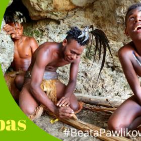 Ludzie z plemienia Small Nambas