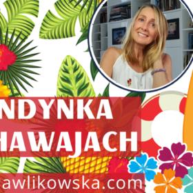 Rysunkowa kronika mojej wyprawy na Hawaje